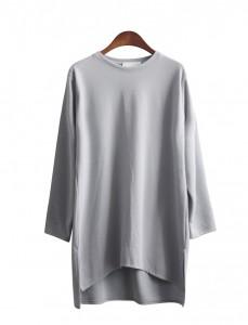 <br>纯马里昂长款T恤<br><br>