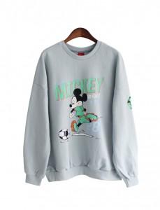 <br>米奇足球运动衫T恤<br><br>